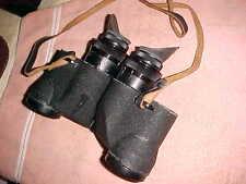 RARE!!  6x42 SARD  SQUARE D  -  WWII  U S NAVY BINOCULARS - WIDE ANGLE - ESTATE