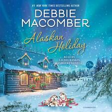Debbie Macomber ALASKAN HOLIDAY Unabridged CD *NEW* FAST Ship !