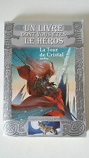 LA TOUR DE CRISTAL - Joe Dever - LOUP SOLITAIRE N°17