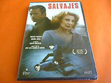 SALVAJES - SAVAGES - Marisa Paredes / Imanol Arias - Carlos Molinero - Precinta