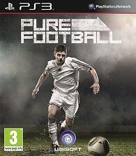 PURE FOOTBALL CALCIO CD GIOCO USATO PER PLAYSTATION 3 PS3
