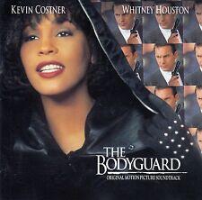 THE BODYGUARD - ORIGINAL SOUNDTRACK ALBUM / CD (CLUB EDITION)