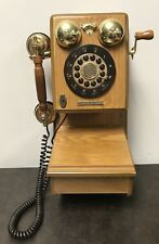 Retro Style Crosley Limited Edition Wall Phone - Untested