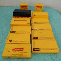 14 Vintage Kodak Slide Holders