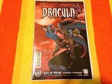 Evil Dead 2 Revenge Of Dracula Box of Dread Variant cover comic book