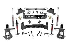 "Chevy GMC 1500 Pickup 7"" Suspension Lift w/ Lifted Struts 2014-2018 2WD"