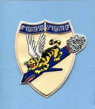 74th FS 23rd FG WW2 AAC ARMY AIR CORPS FLYING TIGERS USAF Fighter Squadron Patch