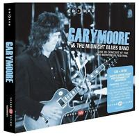 [CD+DVD](PAL) Non US format Gary Moore Live at Montreux  (UK IMPORT)