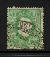 Portugal SC# 42, Used, Perf 13.5, Some Toning - Lot 080917