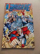 Brigade (vol 2) 10  . Image . 1994  -  VF