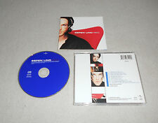 CD  Espen Lind - Red  10.Tracks  1997  22