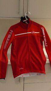 Castelli 'Gore Windstopper' Jacket, Medium.