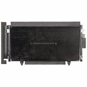 For Subaru Impreza Forester XV Crosstrek WRX A/C AC Condenser Drier DAC