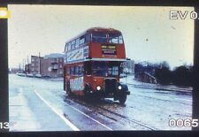 Bus Slide/X-London Dd/Transportation