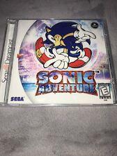 Sonic Adventure Sega Dreamcast Factory Sealed Brand New