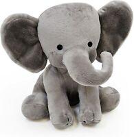 Stuffed Elephant Animal Plush Toy for Baby, Girls, Boys, Newborn -Gift  Awesome