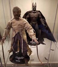 1/6 Hot Toys Batman Begins Batman Demon and Scarecrow 10th Anniversary Limited