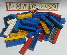 4x LEGO ® 2x8 Pietre Nero 3007 BLACK Bricks