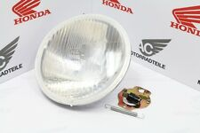 "Honda CB 400 cuatro headlight Front Beam Unit h4 6"" set new repro"