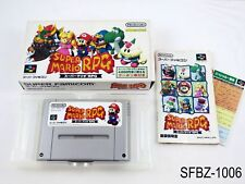 Complete Super Mario RPG Super Famicom Japanese Import JP SFC Japan US Seller B
