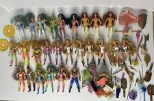 VINTAGE 1980's She-Ra Princess of Power Lot of 26 Figures Plus Accessories