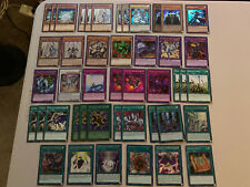 Blue-Eyes White Dragon Deck 45 CARDS NM, Azure, Mirror Force, Flute, Twin Burst