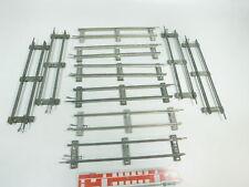 bk332-1 #10x MÄRKLIN escala 0 Vía / piezas de Vía Recto (26 cm) PARA