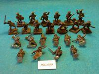 Wargames - 28mm, Soldados de la Guerra Civil Inglesa x23 - WG59