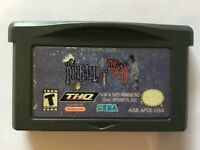 Pinball of the Dead (Nintendo Game Boy Advance, 2002) GBA Used