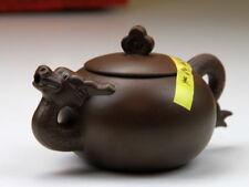 Drache Teekanne Chinesisches Horoskop Tierkreiszeichen Tierzeichen Yixing Ton