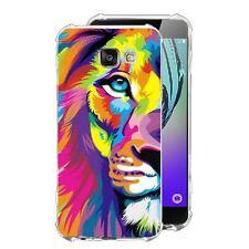 Coque Etui Samsung S 8 - Motif Lion