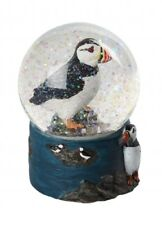 Official Ravensden Snow Globe - 8cm - Puffin Gift Cute - NEW - Collectable