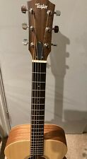 More details for taylor acoustic guitar - academy 12e grand concert electro-acoustic