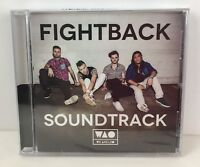 We Are Leo Fightback Soundtrack CD JEWEL CASE BRAND NEW FREE SHIPPING