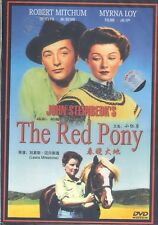The Red Pony DVD Robert Mitchum Myrna Loy John Steinbeck NEW R0 Eng Sub 1949