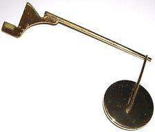 Low Bb/A# B-flat/A-sharp Key w/Pad, Roller from 1970 Conn Shooting Star Alto Sax
