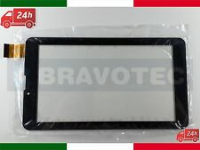 "TOUCH SCREEN MASTER MID7046 3G VETRO Tablet Digitizer 7,0"" Nero"