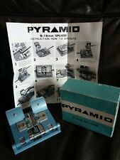 PYRAMID 8 - 16 MM SPLICER EXCELLENT CONDITION BOXED WITH INSTRUCTIONS
