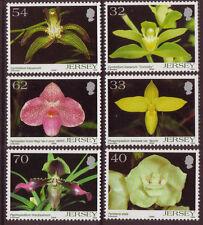 JERSEY 2004 Orchidées 5th series monté excellent état