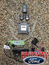13 thru 15 Fusion OEM Genuine Ford Parts Remote Starter Kit - Long Range NEW!