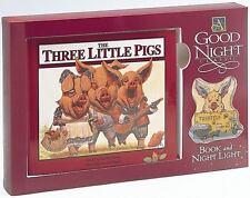The Three Little Pigs (w Night Light) (Good Night Classic)