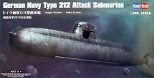 Hobby Boss 1/350 German Navy Type 212 Attack Submarine # 83527