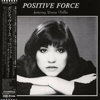 Positive Force - Positive Force Feat Denise Val (Vinyl LP - 2019 - EU - Reissue)