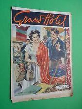 Grand Hôtel Magazine 1953 361 Assurage sur Le Lungomare