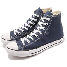 Converse Chuck Taylor All Star Hi Navy Canvas White Men Classic Shoes M9622C