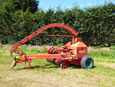 Tractor Mounted Kverneland Ten X Forage Harvester Price Inc Vat