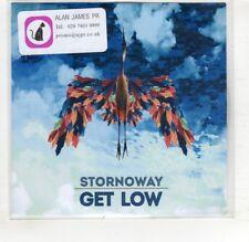 (HS37) Stornoway, Get Low - 2015 DJ CD