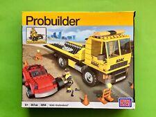 LEGO Mega Bloks 3254 Probuilder ADAC Auto STRASSENDIENST + OVP Box ANLEITUNG Set