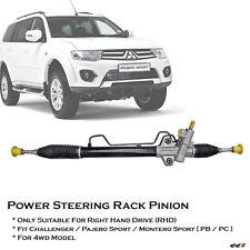 Mitsubishi Challenger Pajero Sport 4WD 08-15 New RHD Power Steering Rack Pinion