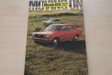 179767) Mazda 818 Prospekt 1971